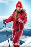Лыжный костюм. Фото 1.