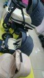 Коляска детская adamex mars 3в1 !!!торг!!!. Фото 1.