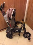 Трехколесный велосипед navigator. Фото 1.