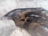 Бампер передний в сборе kia sportage. Фото 2.