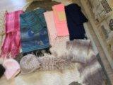Шапки и шарфы. Фото 4.