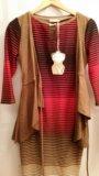 Новое платье, р-р 44; 46. Фото 2.
