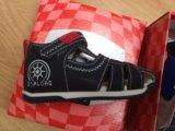 Mkids туфли открытые новые. Фото 2.