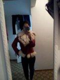Куртка дубленка. Фото 1.