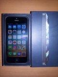 Iphone 5 black. Фото 1.