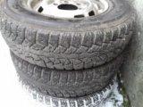 Зимняя  резина 185 r14 c 8pr102/100q. Фото 3.