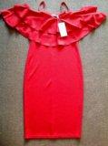 Платье 42-44р-р. Фото 2.