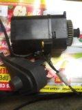 Двигатель от газонокосилки. Фото 1.