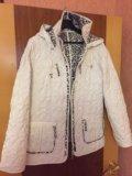 Куртка женская новая двусторонняя. Фото 1.