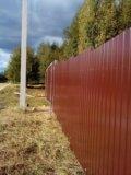 Заборы ворота. Фото 4.