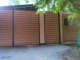 Заборы ворота. Фото 2.