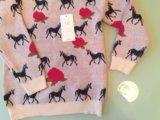 Новый джемпер свитер 110-116 р-р. Фото 4.