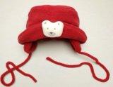 Детская теплая шапка новая. Фото 1.
