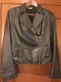 Кожаная куртка (пиджак). Фото 1.