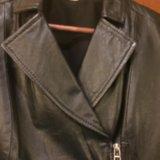 Кожаная куртка (пиджак). Фото 4.