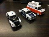 Коллекционные модели машин. Фото 1.