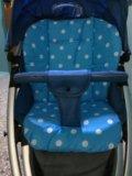 Накладны чехлы в стульчик для кормления. Фото 1.