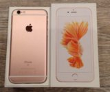 Iphone 6s 64 gb rose gold. Фото 2.