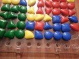 Развивающая игра цвета и формы. мозаика. Фото 2.