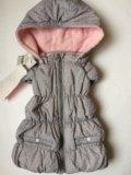 Новая жилетка для девочки на 5 лет. Фото 4.