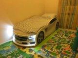 Кровать машина премиум класса. Фото 3.