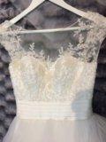Свадебное платье oksana mukha. Фото 4.
