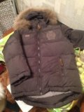 Куртка зимняя д/м размер 146 keentukey. Фото 1.