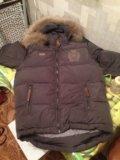 Куртка зимняя д/м размер 146 keentukey. Фото 3.