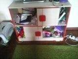 Продам кровать-чердак,стол и шкафчики. Фото 3.
