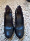 Туфли кожаные б/у. Фото 1.
