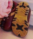 """Кожаные ботиночки """"шалунишка"""". Фото 2."""