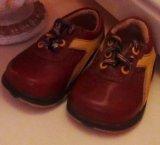 """Кожаные ботиночки """"шалунишка"""". Фото 4."""