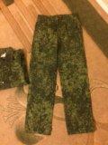 Камуфляжный костюм. Фото 3.