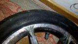 Колесо на коляску 12.1/2. Фото 3.