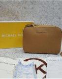 Женская сумка из натуральной кожи michael kors. Фото 3.