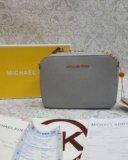 Женская сумка из натуральной кожи michael kors. Фото 1.