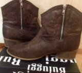 Демисезонные ботинки bata. Фото 4.