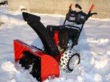 Ремонт снегоуборщиков. Фото 3.