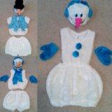 Костюм дед мороз, снегурочка, снеговик напрокат. Фото 2.