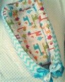 Гнездышко для новорожденных. Фото 3.