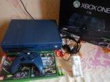 Xbox one 1tb. Фото 1.