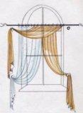 Пошив штор. Фото 3.
