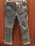 Брюки джинсовые. Фото 1.