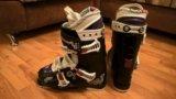 Горнолыжные ботинки nordica velvet ace. Фото 1.