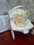 Кресло-качалка утенок. Фото 3.
