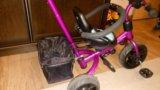 Велосипед lexus trike. Фото 3.