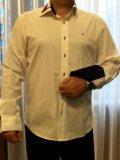 Рубашки новые хлопок. Фото 1.