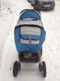 Продам коляску зима лето. Фото 1.