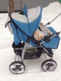 Продам коляску зима лето. Фото 2.