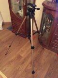 Штатив для видеокамеры. Фото 3.
